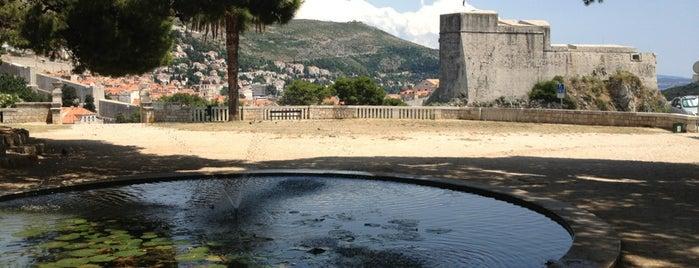 Park Gradac is one of Хорватия.