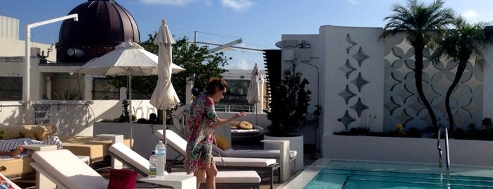 Dream South Beach Hotel is one of Nightlife | Miami Music Week 2014.