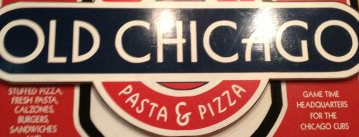 Old Chicago is one of Tempat yang Disimpan Kim.