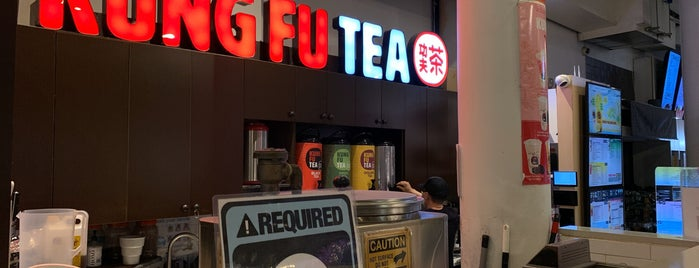Kung Fu Tea is one of USA NYC MAN NoMad.