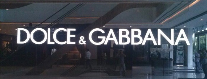 Dolce&Gabbana is one of Stores.