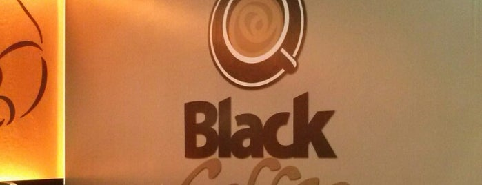 Black Coffee is one of Por aí em Sampa.