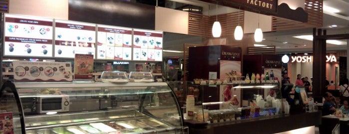 The Cream & Fudge Factory is one of สถานที่ที่บันทึกไว้ของ MooNoiKonDee [^o^].