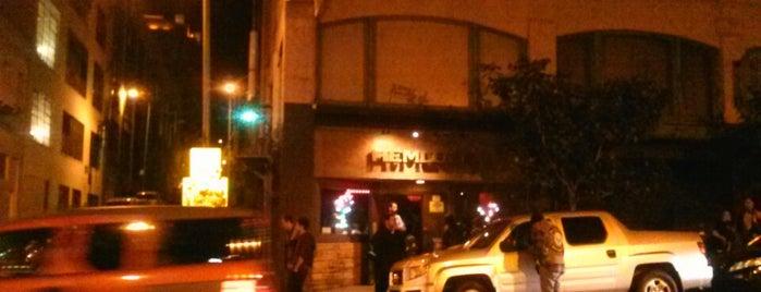 Hemlock Tavern is one of Best SF.