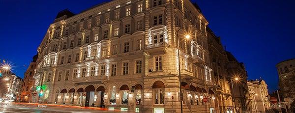 Hotel Sans Souci Wien is one of Posti che sono piaciuti a Hannes.