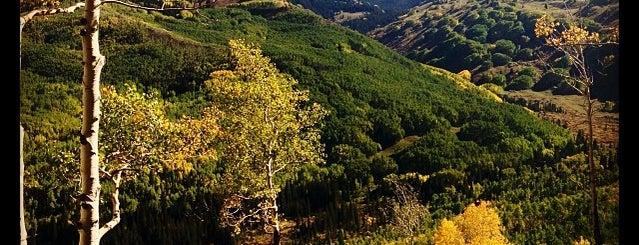 Capitol Peak Trailhead is one of 14ers.