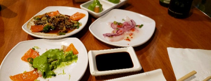 Yono Sushi is one of Lugares para visitar.