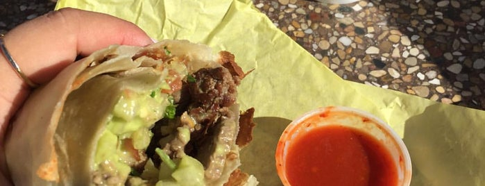 Albertaco's Mexican Food Inc. is one of 40 Must-Try Burritos.
