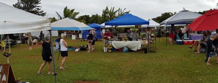 Anahola Farmer's Harvest Fest is one of Kauai.