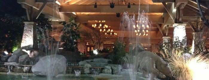 Chukchansi Gold Resort & Casino is one of Orte, die Theresa gefallen.