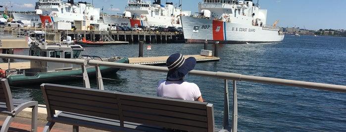 Battery Wharf is one of Tammy 님이 좋아한 장소.