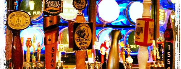 The Pub at Monte Carlo is one of Las Vegas's Best Beer - 2013.