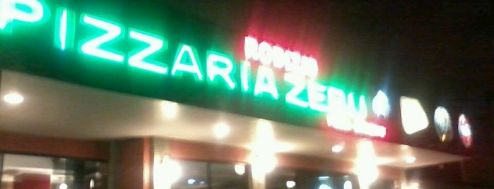 Pizzaria Zebu is one of Orte, die Vinicius gefallen.