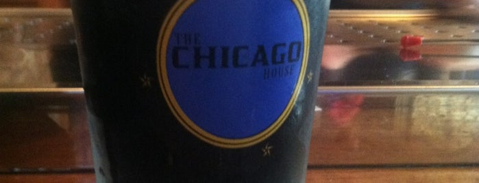 The Chicago House is one of Austin Places to Try.