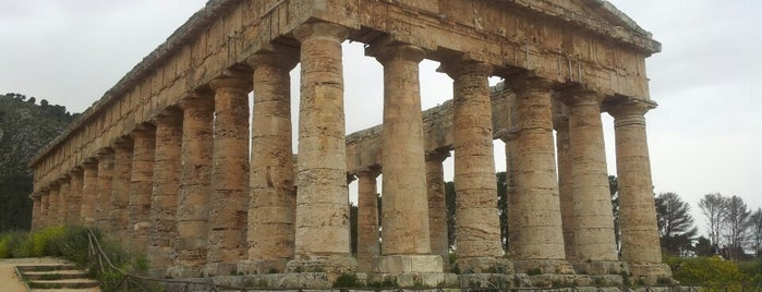 Teatro Antico Segesta is one of SICILIA - ITALY.