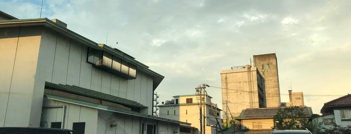 片山津温泉 加賀観光ホテル is one of ジャック : понравившиеся места.