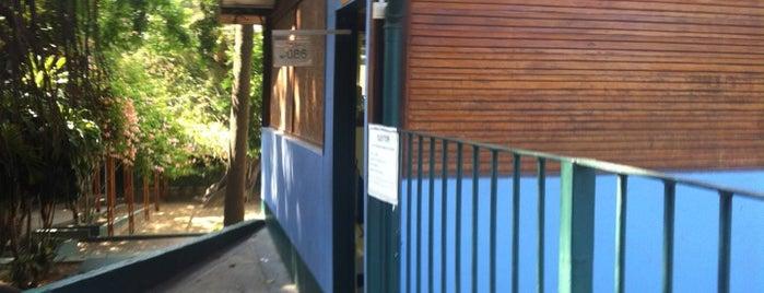 Colegio Friburgo is one of Tempat yang Disukai Alberto J S.