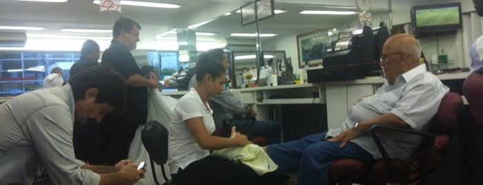 Barber Shop is one of Tempat yang Disukai Claudio.