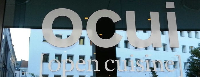 ocui [open cuisine] is one of Munich Social.