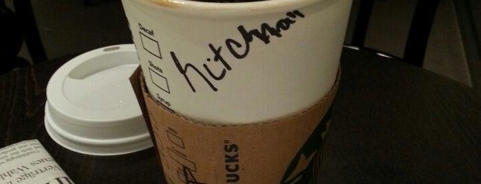 Starbucks is one of Tempat yang Disimpan Hdo.