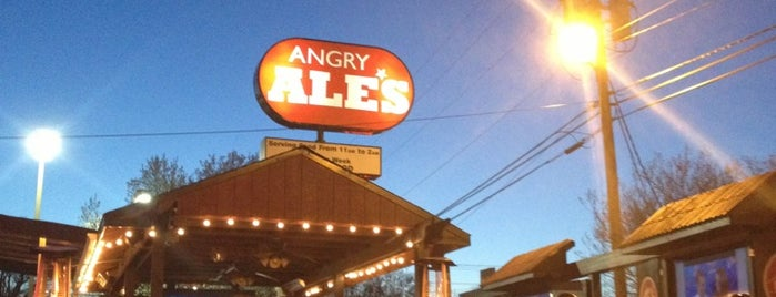 Angry Ale's is one of Lieux qui ont plu à Jessica.