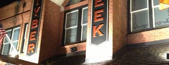 Tyber Creek Pub is one of Lugares guardados de Alex.