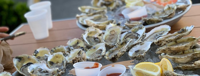 Triton Craft Beer & Oyster Bar is one of Travel // LBI.