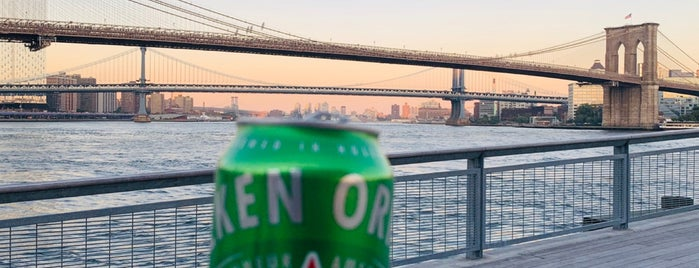 The Heineken River Lounge at Pier 17 is one of Karen 님이 좋아한 장소.