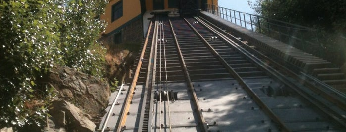 Ascensor Barón is one of Chile.