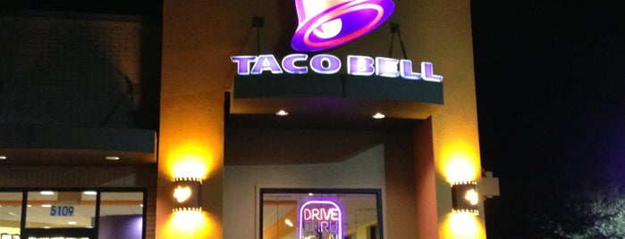 Taco Bell is one of Orlando - 2016.