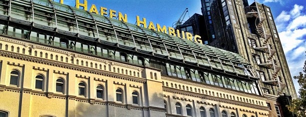 Hotel Hafen Hamburg is one of Alles in Hamburg.