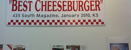 Five Guys is one of Another SoCal List.