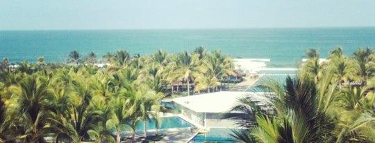 La Tranquila, Breathtaking Resort & Spa Punta de Mita is one of Mariel 님이 좋아한 장소.