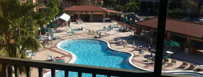 Westgate Lakes Resort & Spa is one of PXP.