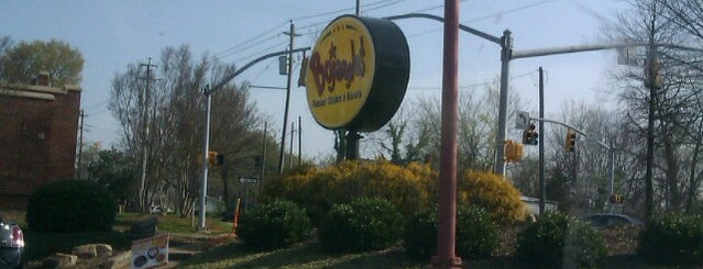 Bojangles' Famous Chicken 'n Biscuits is one of Raleigh/Cary/Durham, North Carolina.