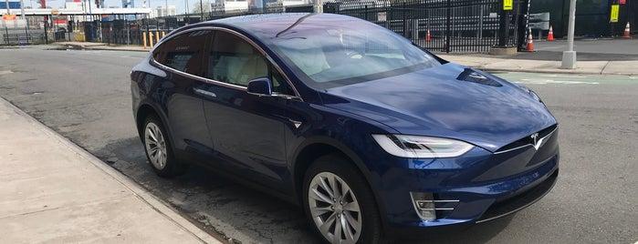 Tesla Motors is one of new york.
