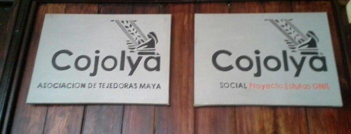 Cojolya is one of Guatemala.