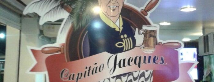 Capitão Jacques is one of Restaurantes Rio de Janeiro.