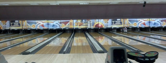 AMF Sawmill Lanes is one of Columbus Area Bowling Alleys.