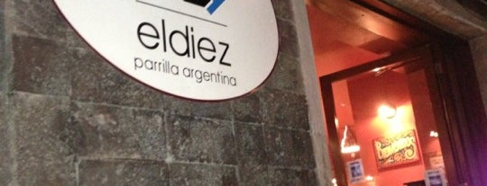 El Diez is one of Mexico City Restaurants.