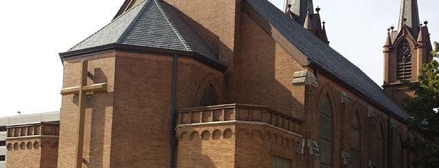 St. Paul Ev. Lutheran Church is one of Posti che sono piaciuti a Rob.