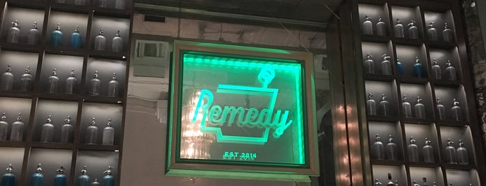 Remedy is one of DFW.