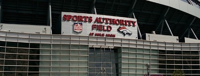Empower Field at Mile High is one of Events To Visit....