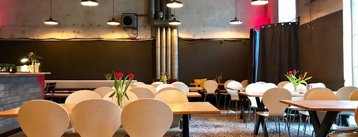 Electric Elephant is one of Restaurants-Muenchen.