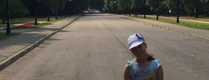Липовая аллея is one of สถานที่ที่บันทึกไว้ของ Natalya.