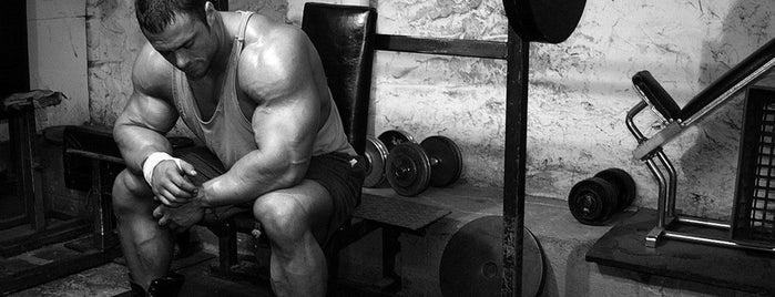Oxygen Hardline Gym is one of Favorite Tips II.