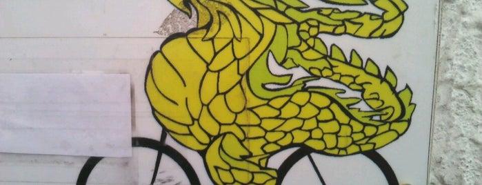 Dragon Bike is one of Lera : понравившиеся места.