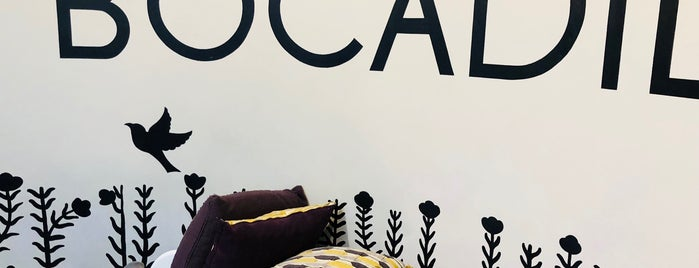 Bocadillos Bakery Cafe is one of Ludi's Südafrika.