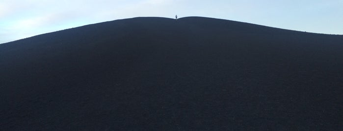 Craters of the Moon National Monument is one of May Road Trip.