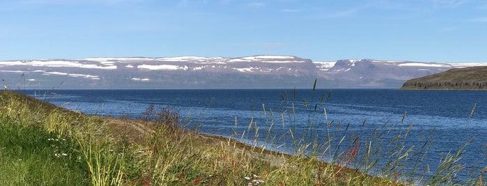 Súðavík is one of Iceland.